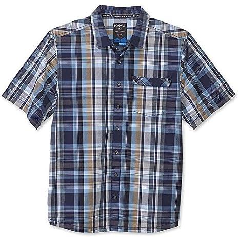 KAVU Mens Corbin Button Down Shirts