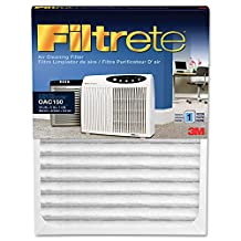 3M Filtrete Replacement Filter for OAC150 Office Air Cleaner, (OAC150RF)