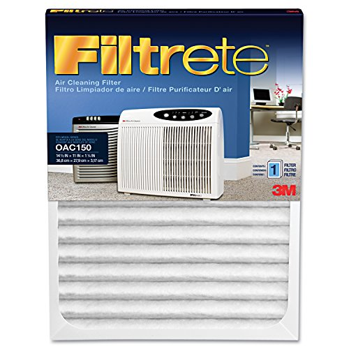 3M Replacement Filtrete Air Filter for OAC150 (OAC150RF)