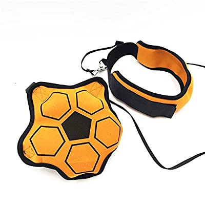 MissW Volleyball Training Aid for Kids/Teens: Strap Wrap around Waist - Solo Practice for Serving and Arm Swings trainer by KuangFeng
