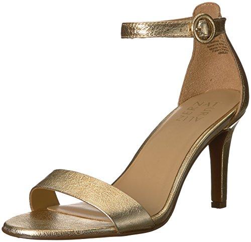 Naturalizer Women's Kinsley Sandal, Platino, 9 M US