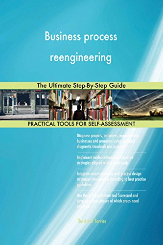 Business Process Re Engineering Ebook