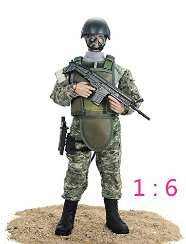 12 Figures Inch Military (7Buy 12