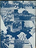 img - for Military Review : Articles- Joint Fire Support in Low Intensity Conflict; Military Police Experice in Panama; Force Projection in Short Wars; Stanleyville; Sun Bin & Art of War ( 1991 Journal) book / textbook / text book