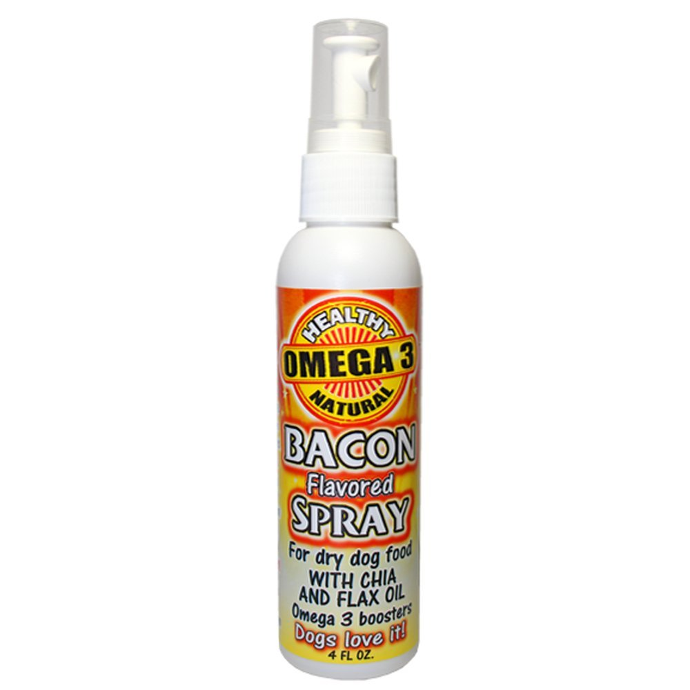 Puppy Food Attractant Spray Bacon Flavored