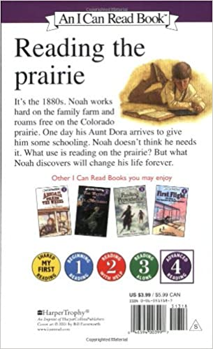 Prairie School (I Can Read Level 4): Avi, Bill Farnsworth ...