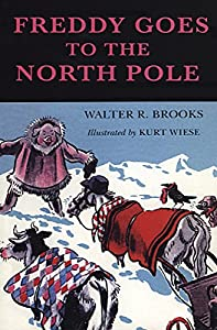 Freddy Goes to the North Pole (Freddy the Pig Book 2)
