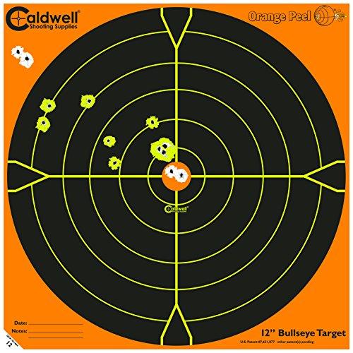 Caldwell Orange Peel 12 Inch Splatter Target 50 - 50 Target Off
