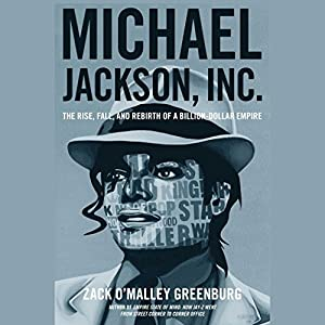 Michael Jackson, Inc. Audiobook