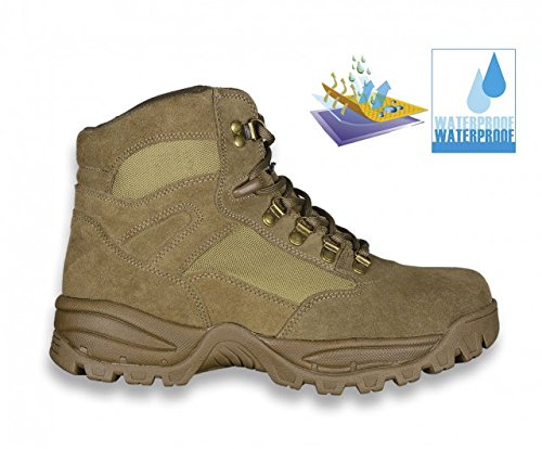 Barbaric Force. Stiefel Water Blast Army 44