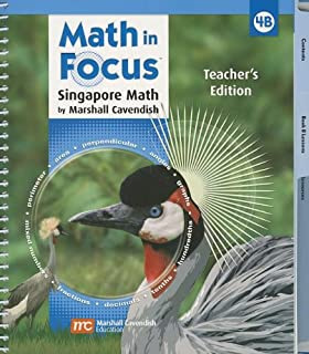 Amazon math in focus singapore math teachers edition book a math in focus teachers edition book b grade 4 2009 fandeluxe Image collections