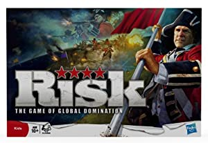 [UK-Import]Risk Board Game