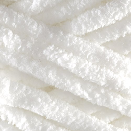 Bernat Baby Blanket Big Ball Yarn , White
