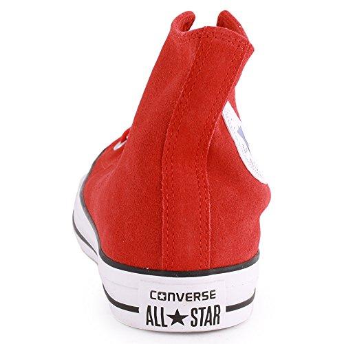 Converse Chuck Taylor All Star Seasonal - Zapatillas para hombre Fire Brick