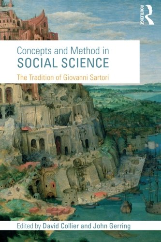 Concepts & Method in Social Science: The Tradition of Giovanni Sartori