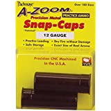 A-Zoom Precision Snap Caps 12 Gauge (2 Pack)