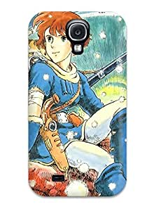 For Galaxy S4 Phone Case Cover(nausicaa Of The Valley Of The Wind)