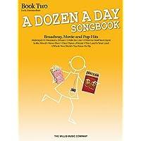 A Dozen a Day Songbook - Book 2: Early Intermediate Level