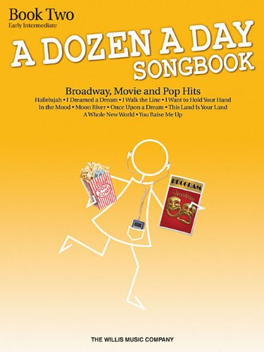 Read Online A Dozen A Day Songbook - Book 2 (Book Only) PDF