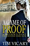 Front cover for the book A Game of Proof by Tim Vicary