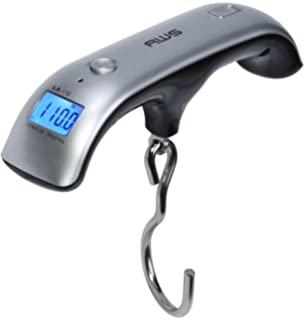 HK 50Kg/10g LCD Digital Hanging Luggage Weight Hook Scale: Amazon ...