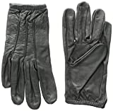Rothco Leather Police Duty Search Gloves, Black, Small