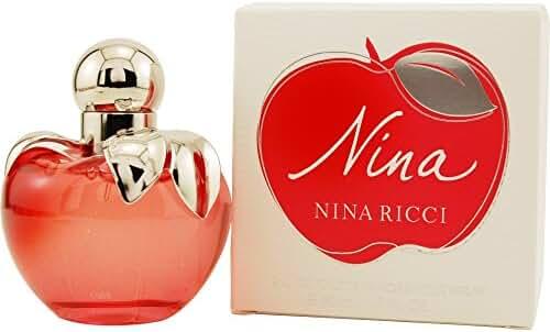 NINA by Nina Ricci EDT SPRAY 1.7 OZ for WOMEN ---(Package Of 2)