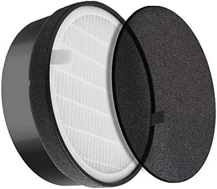 iAmoy Reemplazo LV-H132 Filtro de HEPA y filtros de carbón ...