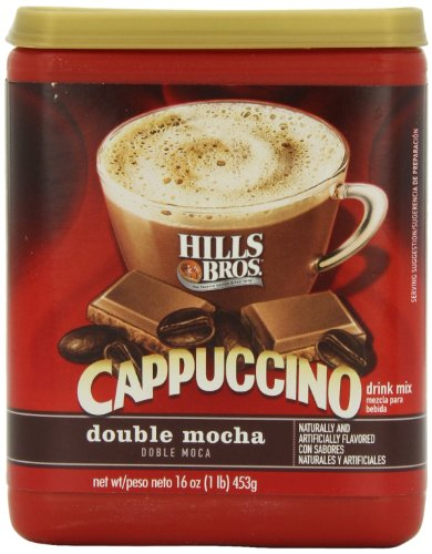 hills-bros-cappuccino-double-mocha-16-ounce-pack-of-6