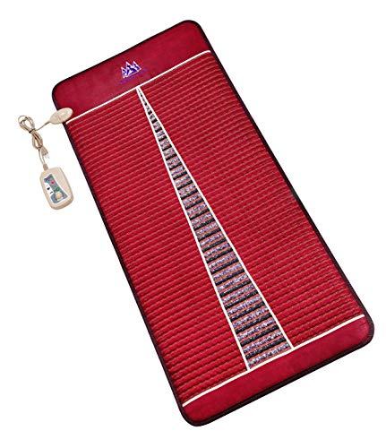 First Treatment Table Aid (MediCrystal Far Infrared Amethyst Tourmaline Mat - Professional 71