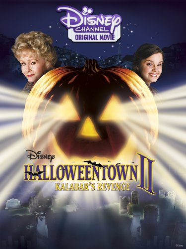 Halloween Town 3 Return To Halloweentown (Halloweentown II: Kalabar's)