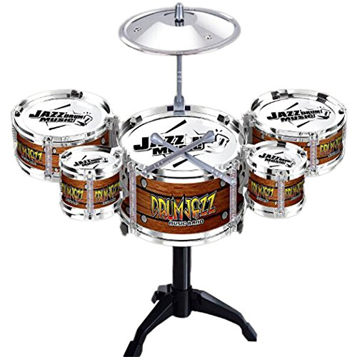 pork pie drumset - 4