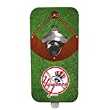 MLB Clink-N-Drink Magnetic Bottle Opener - New York Yankees