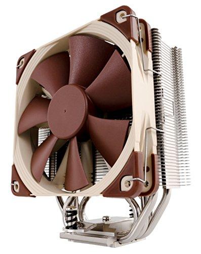 Noctua NH-U12S - Premium CPU Cooler with NF-F12 120mm Fan (Brown) (Best 120mm Cpu Fan)