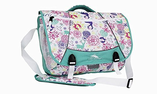 High Sierra Wonderland Tank Messenger Laptop School Bag,