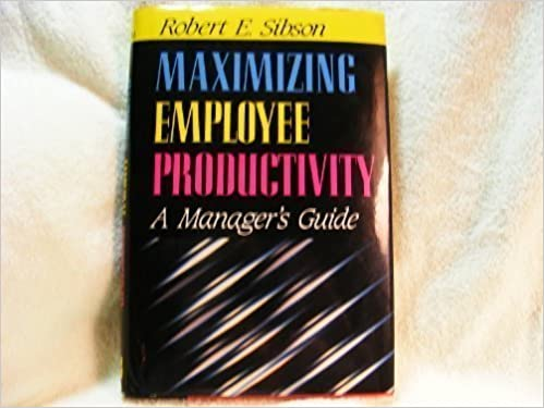 Echter Buch-Download Rapidshare Maximizing Employee Productivity: A Manager's Guide PDF FB2 iBook 0814450946