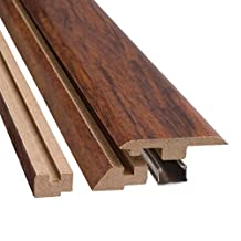 """Traditional Living Four-in-One Molding - Mayfair Mahogany - 39 3/8""""L (1m)"""