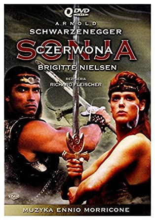Red Sonja DVD Region 2 English audio by Brigitte Nielsen: Amazon.es: Cine y Series TV