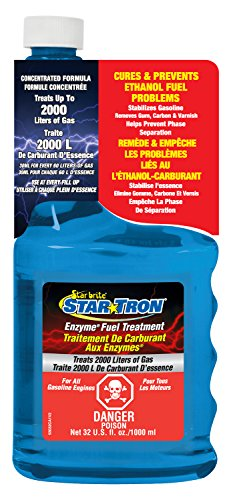 Star Brite Tron Enzyme Fuel Treatment Gas Additive (32-Ounce)
