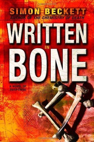 Written in Bone: A Novel of Suspense cover