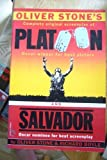Platoon and Salvador, Oliver Stone and Richard Boyle, 0394756290