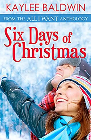 book cover of Six Days of Christmas