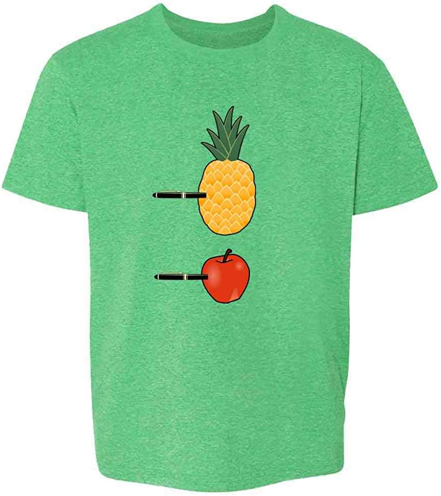 PPAP Pen Pineapple Apple Pen Meme Song Youth Kids Girl Boy T-Shirt