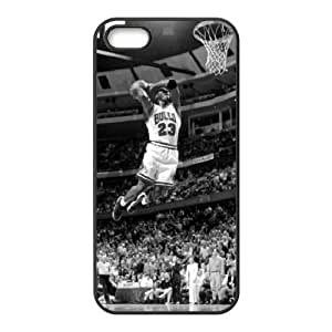 SANLSI Michael Jordan Cell For HTC One M7 Phone Case Cover