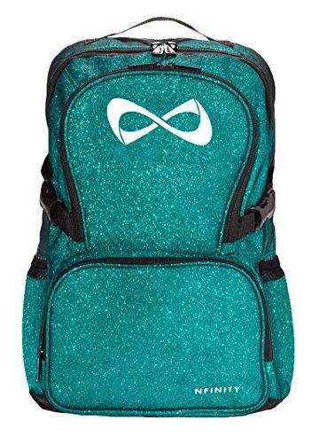 Nfinity Sparkle Backpack, Teal