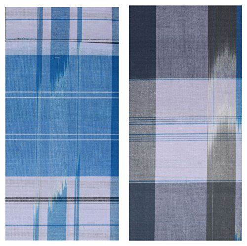 kissan-silver-mens-cotton-lungi-multi-coloured-2-meter
