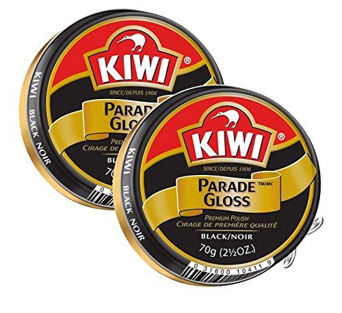 8d4e5f1e0ac8d Kiwi Parade Gloss Paste, 2.5 Oz, Black, 2 Pack