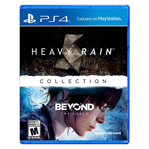 The Heavy Rain and Beyond: Two Souls Collection - PlayStation 4 - Standard Edition (Heavy Rain And Beyond Two Souls Ps4)