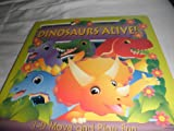 img - for Dinosaurs Alive ! 3-D Move and Play Fun book / textbook / text book
