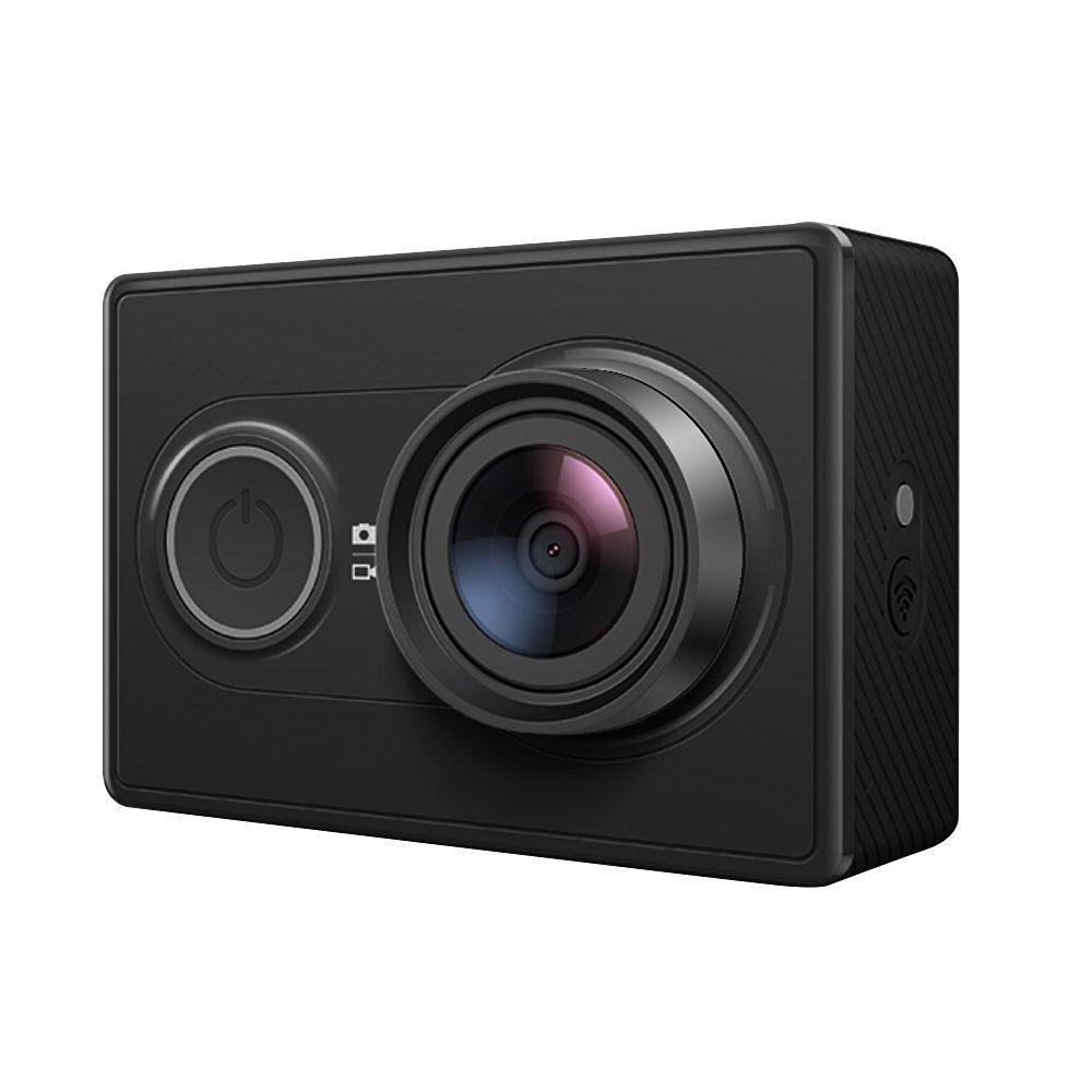 YI 88012 Action Camera (Black)